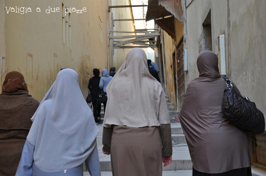 donne velate marocco