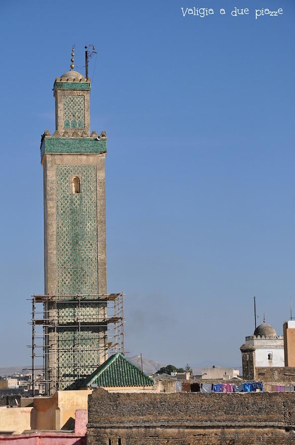 minareto mederna Fes