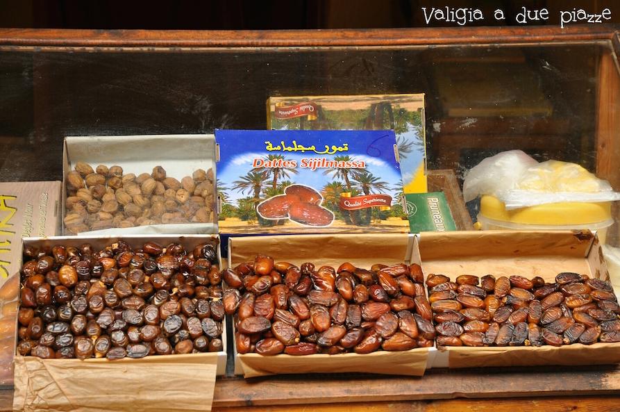 Datteri mercato medina