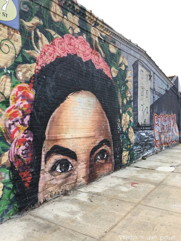 frida khalo red hook brooklyn