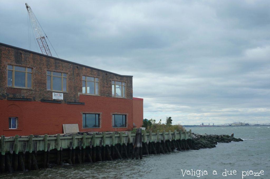 Red Hook porto