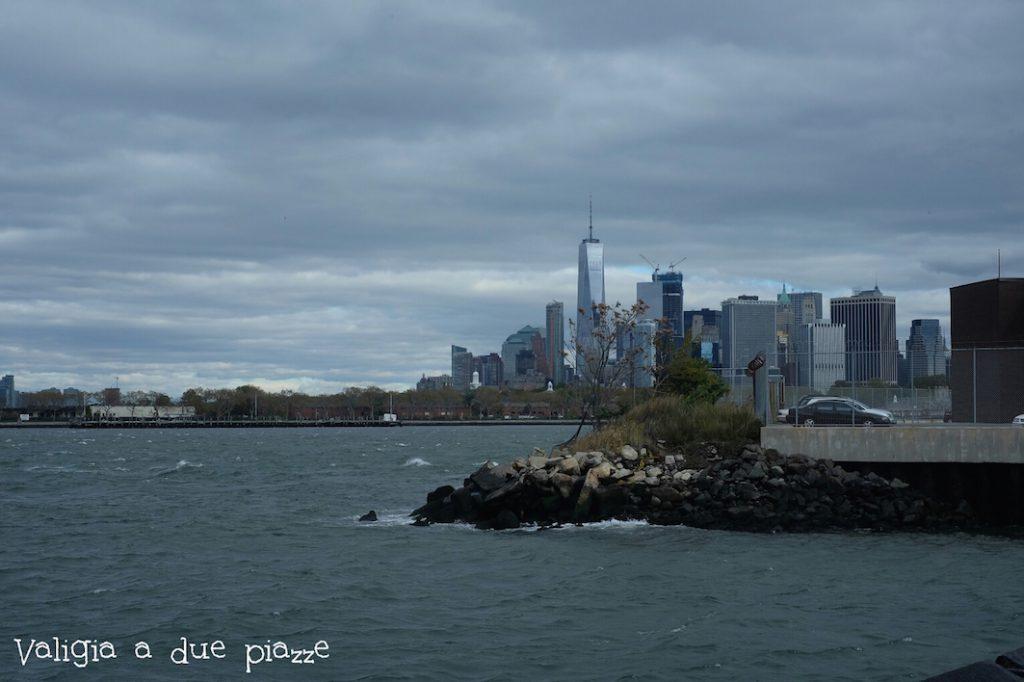 Lower Manhattan da Red Hook Brooklyn