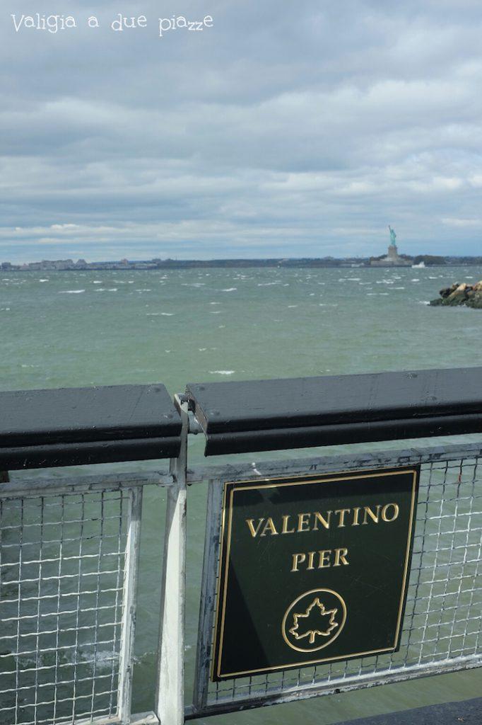 Valentino Pier Brooklyn NYC