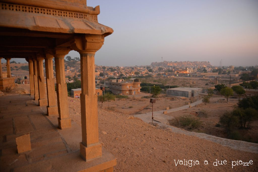 sunset point jaisalmer rajasthan
