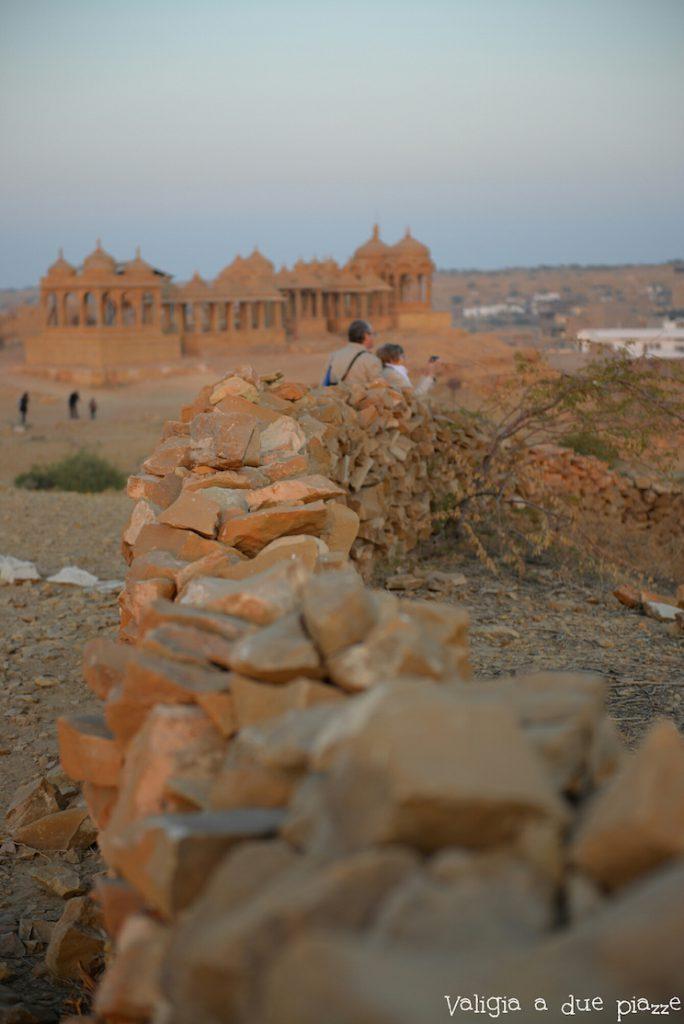sunset point cremazioni jaisalmer