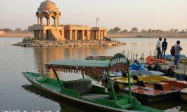 Jailsalmer, India: nel deserto del Rajasthan al confine con il Pakistan