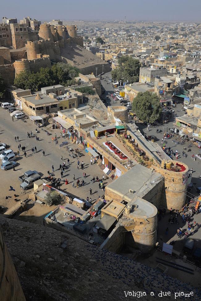 Jaisalmer Fort Golden City India