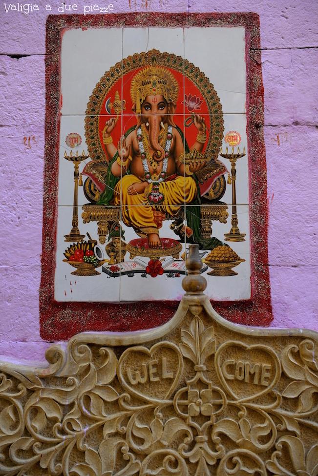 Ganesha protettore casa e famiglia