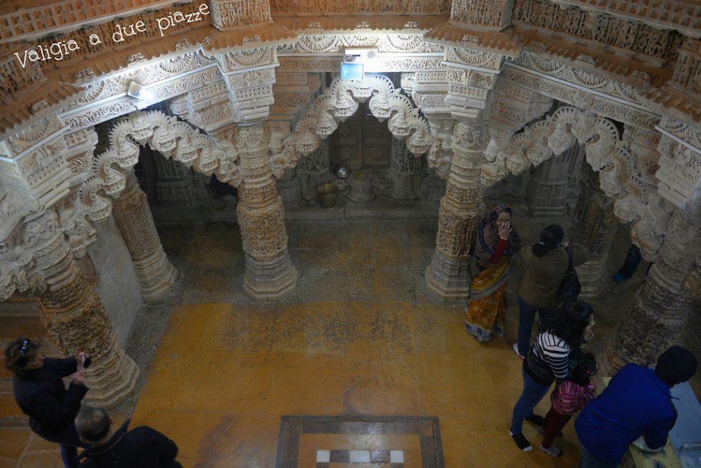 tempio giainista jaisalmer