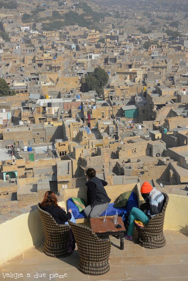 The Golden City Jaisalmer Rajasthan