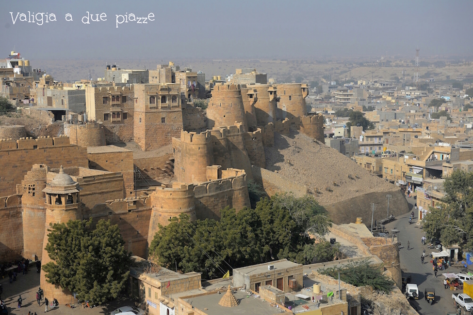 Golden Fort Jaisalmer Rajasthan