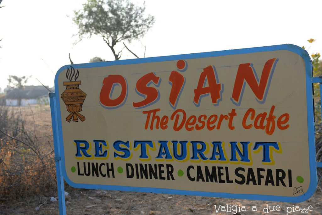 Osian desert camp