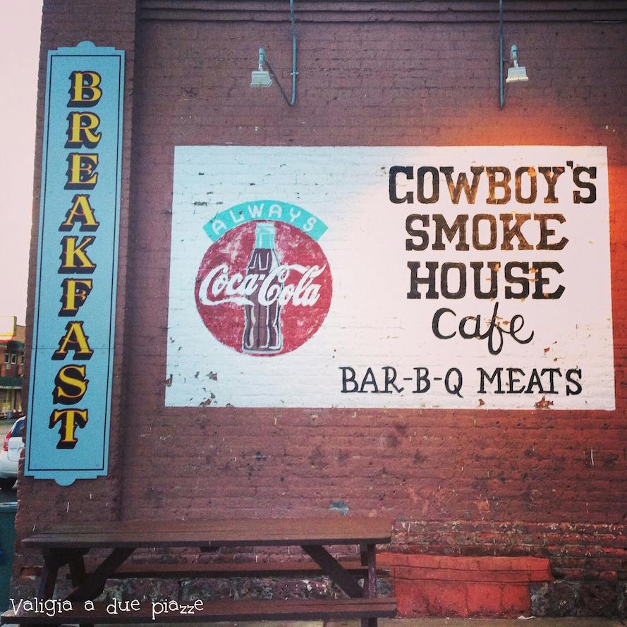 cowboy's smokehouse café