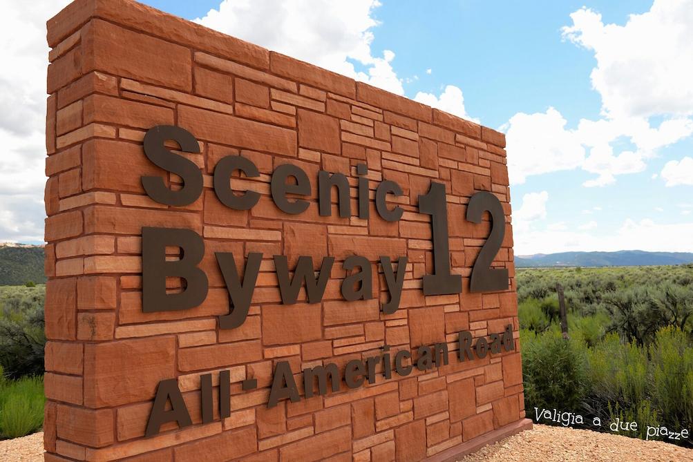 scenic byway route 12 utah
