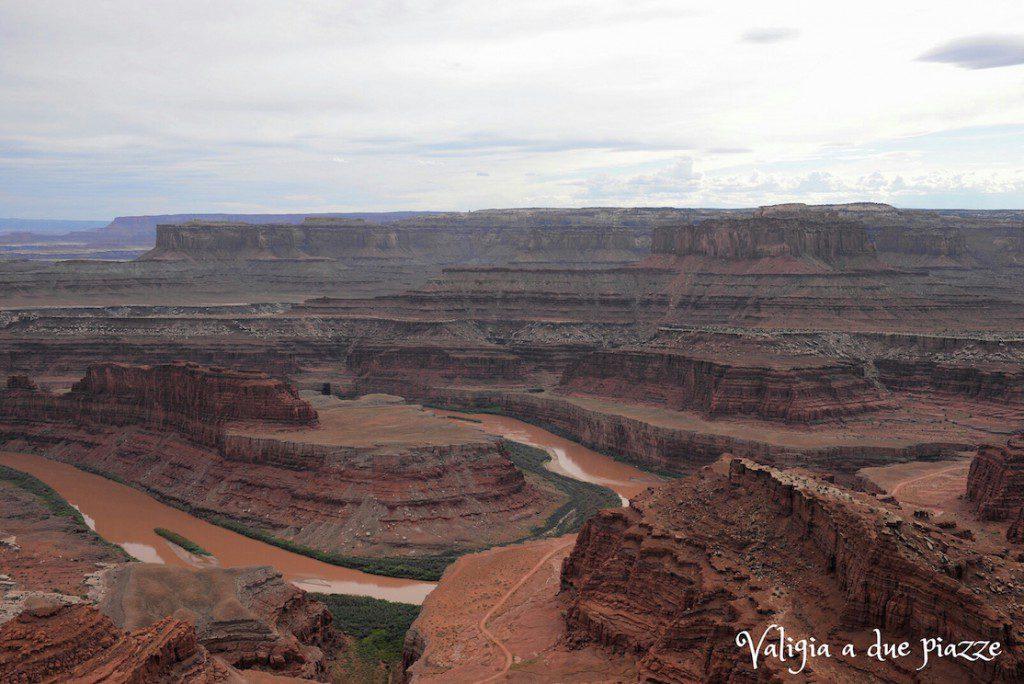 Canyonlands Utah Stati Uniti