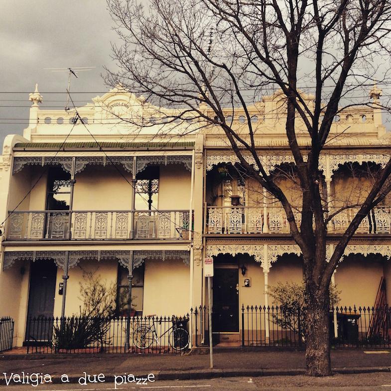 Architettura Fitzroy Melbourne