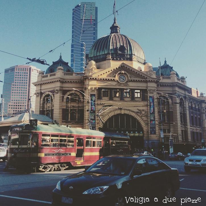 Melbourne centro che cosa vedere