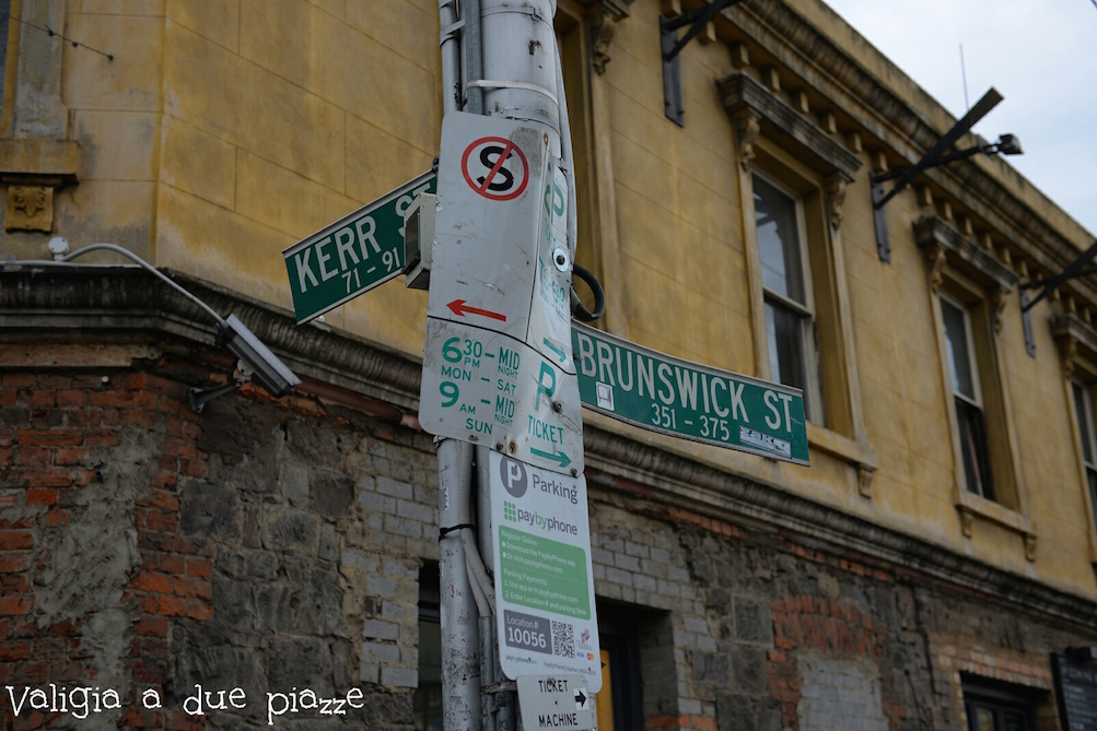 Fitzroy Brunswick St