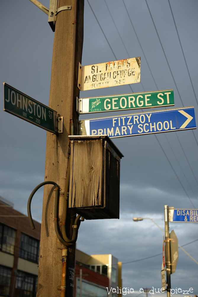 George St Fitzroy