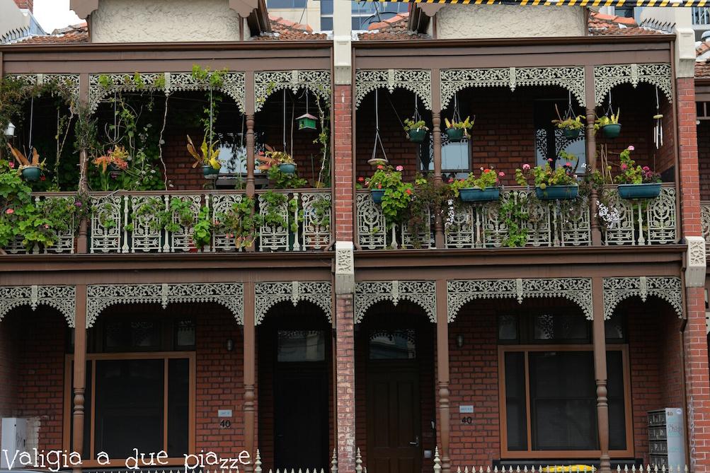 Fitzroy Melbourne architettura