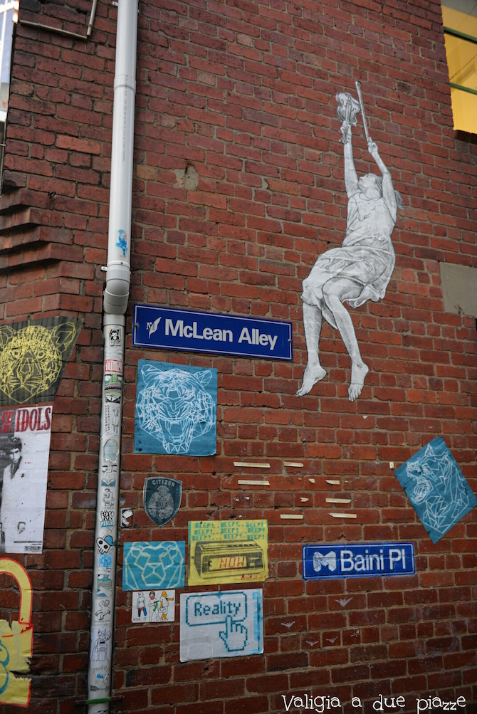 McLean Alley Melbourne