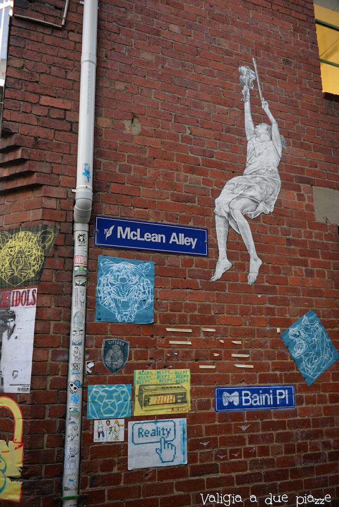 McLean Alley Melbourne