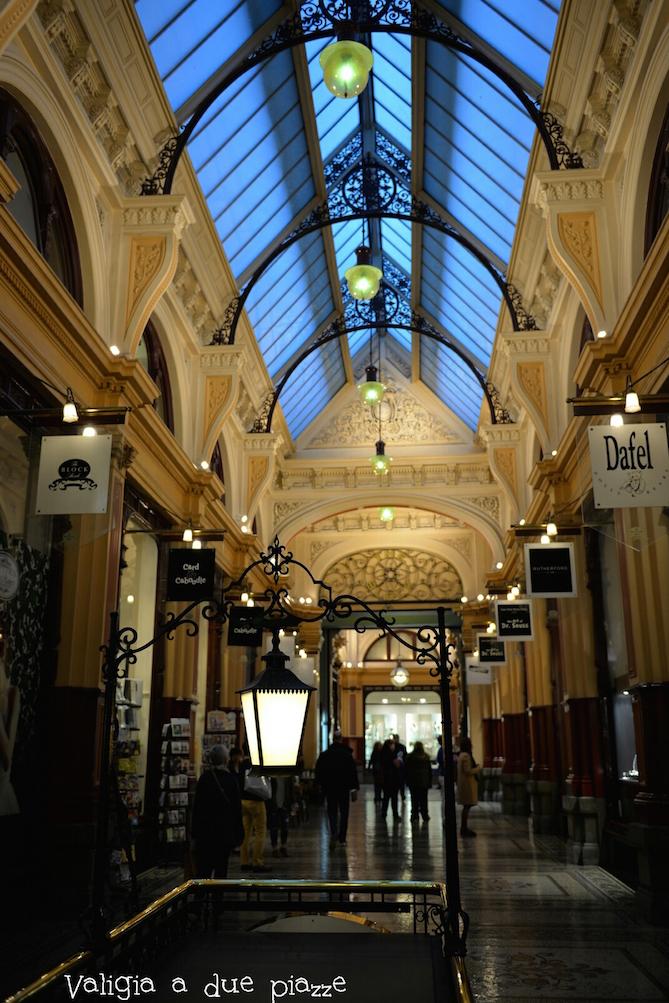Arcade Melbourne