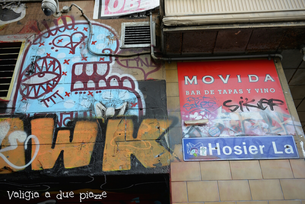 Hosier Lane graffiti Melbourne