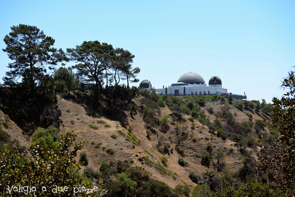 griffith park observatory los angeles la la land