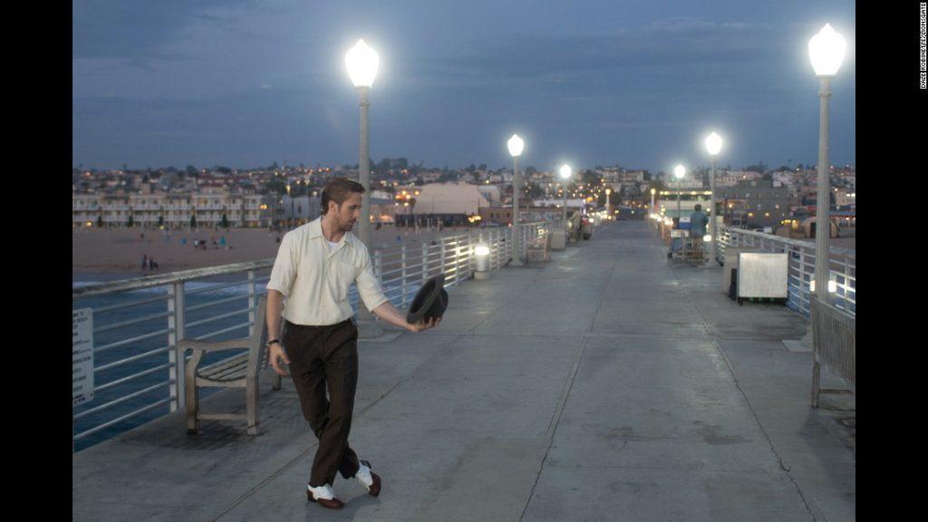 Hermosa Beach Pier La La Land