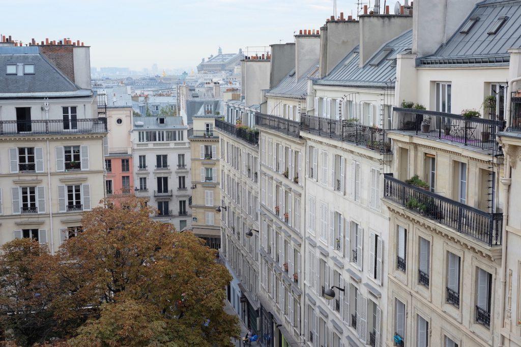 Parigi tra Pigalle e Montmartre