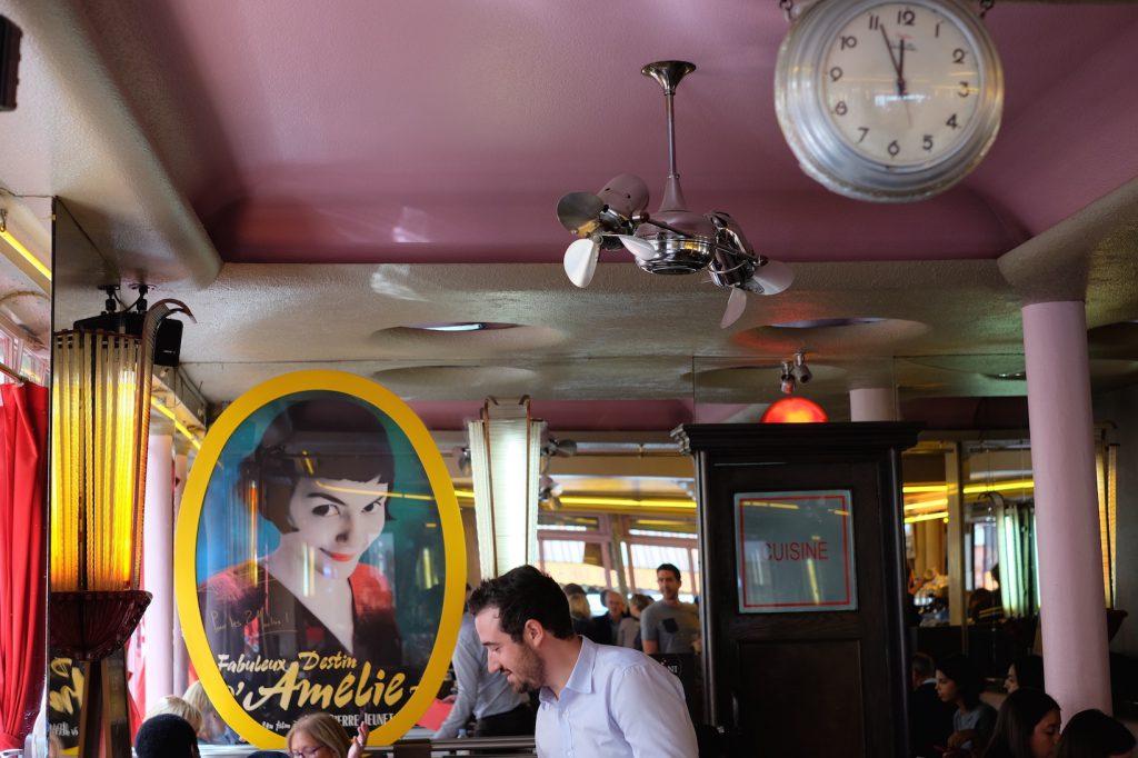 café des deux Moulins Amélie