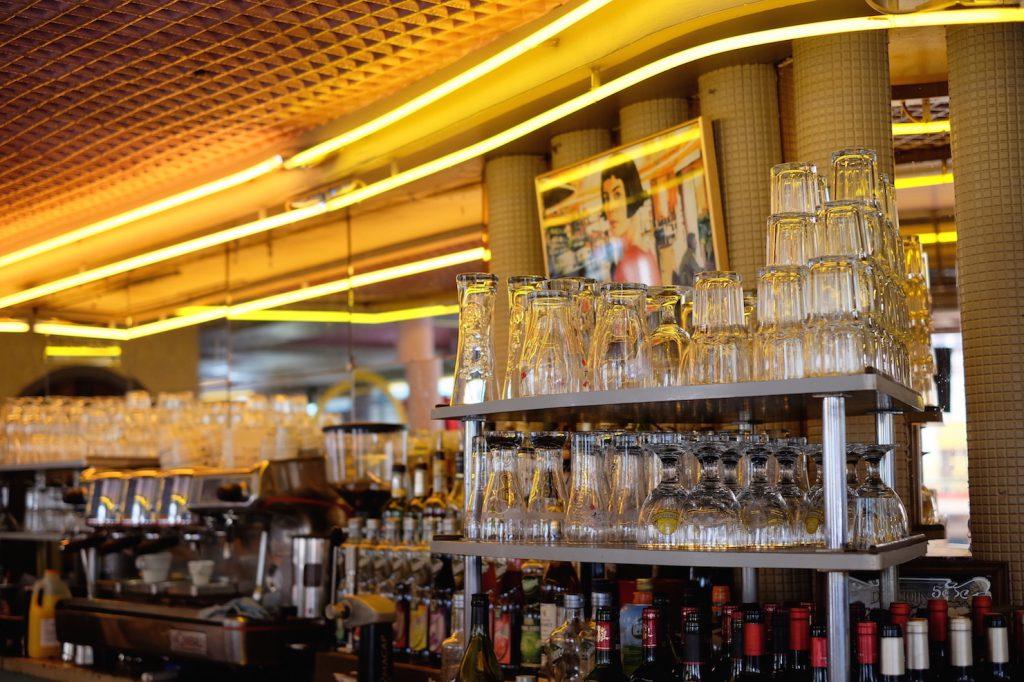 Café des deux Moulins Montmartre
