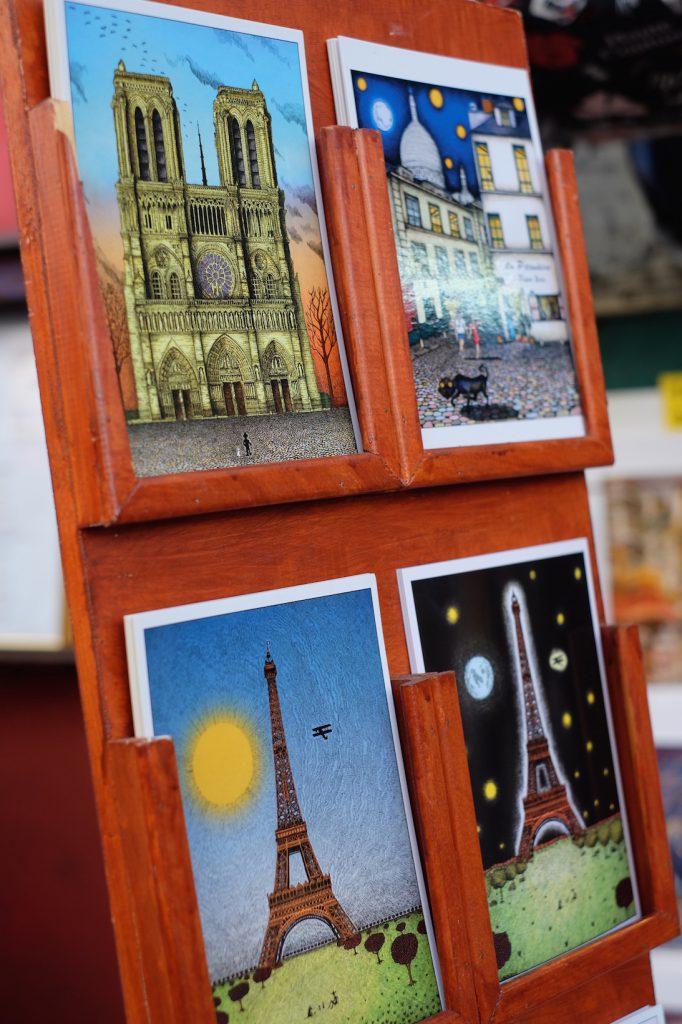 Parigi place du Tertre