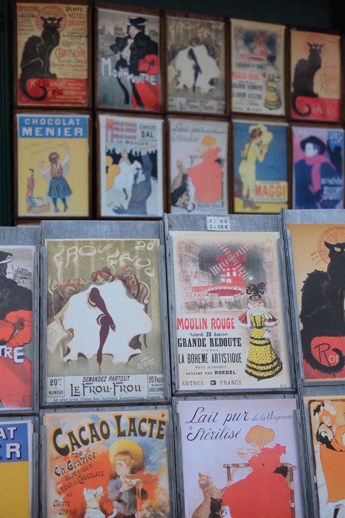 pittori Montmartre