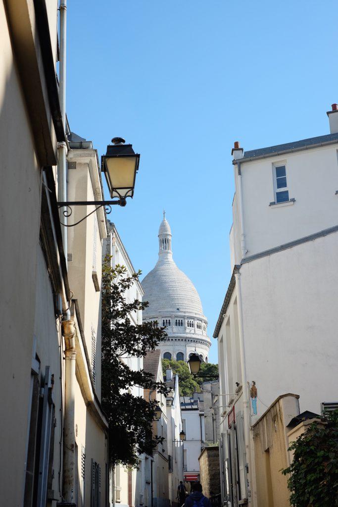 Basilica del sacro Cuore Montmartre Parigi