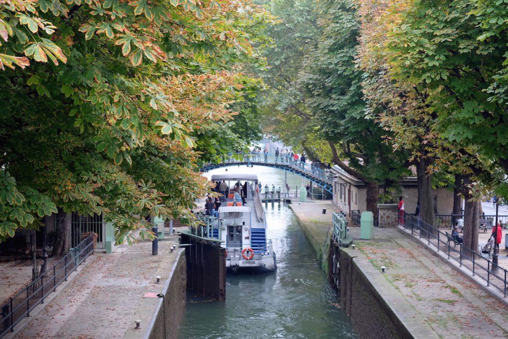 Canal St Martin Amélie