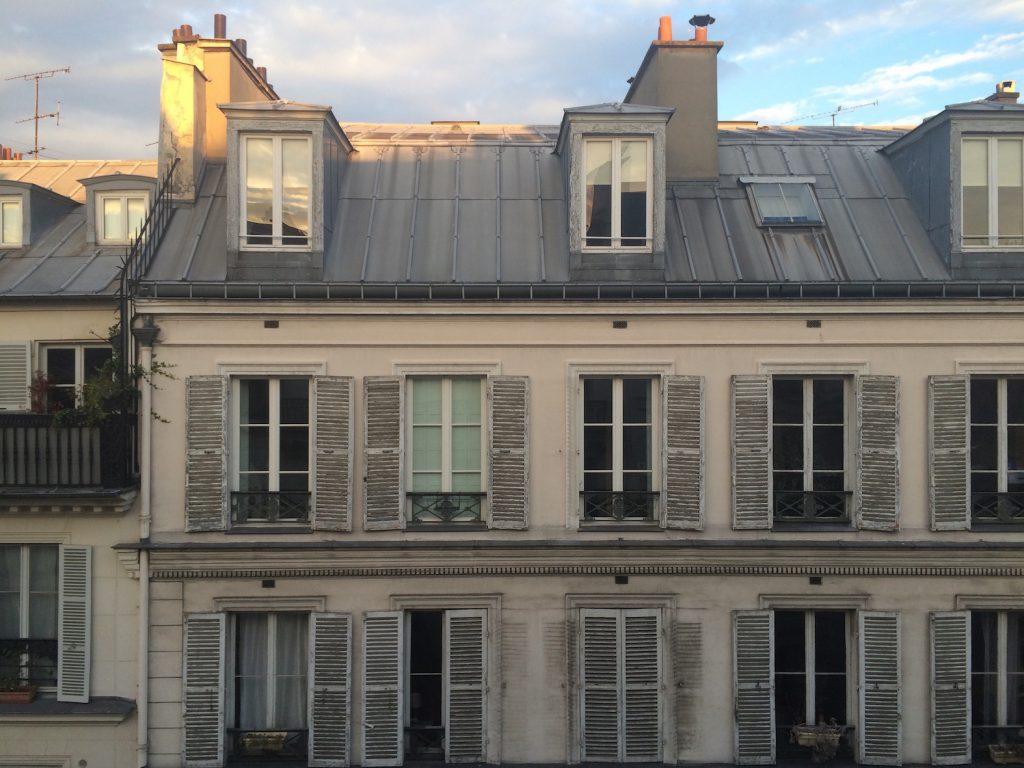 Parigi dalla finestra, Pigalle