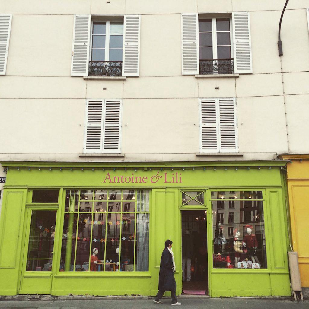Canal St Martin shopping e brunch a Parigi