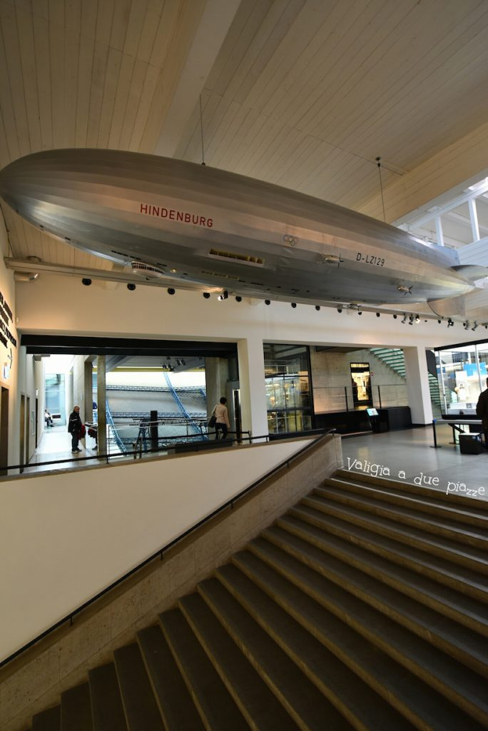 zeppelin museum lz 129
