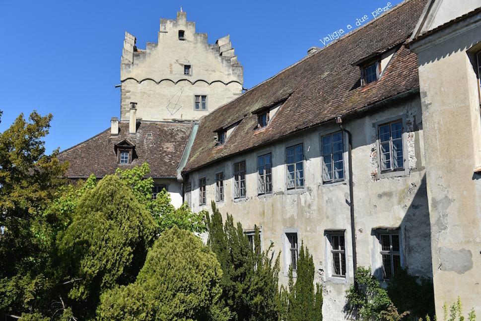 castello di Meersburg