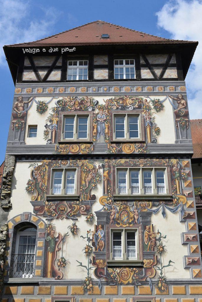 centro storico di Costanza, Germania