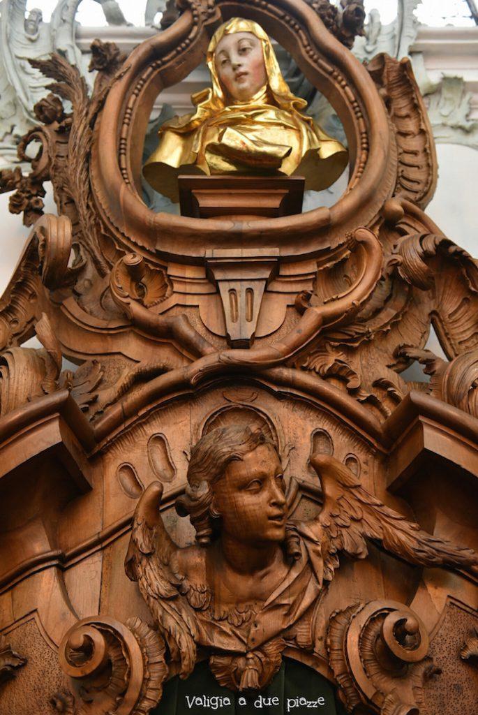 chiesa barocca San Gallo