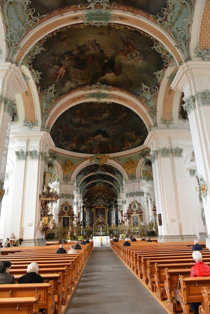 chiesa sankt gallen