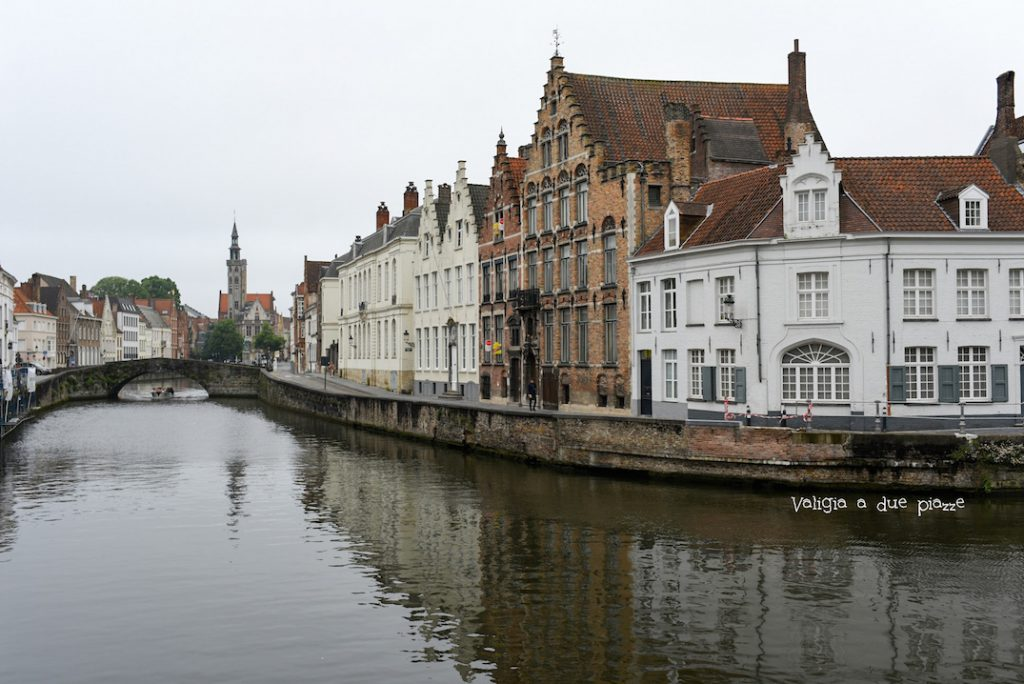 Bruges canale