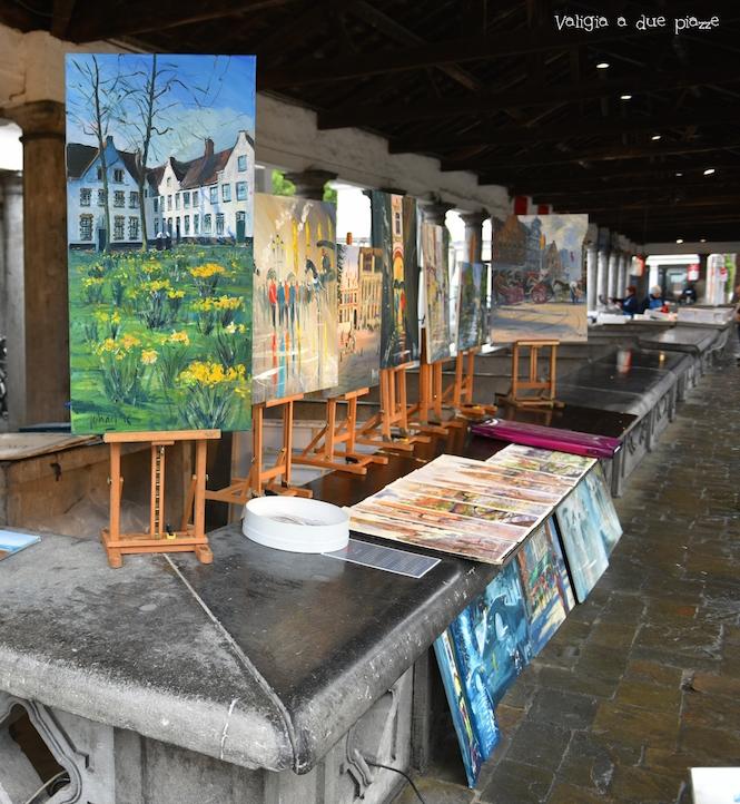 Bruges mercato