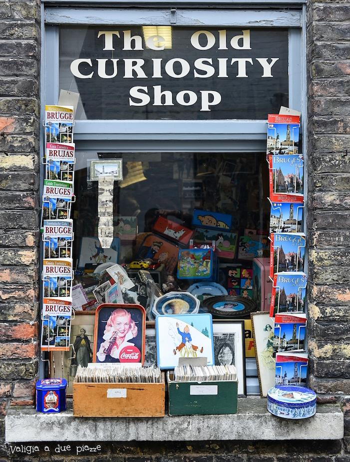 Curiosity Shop Bruges