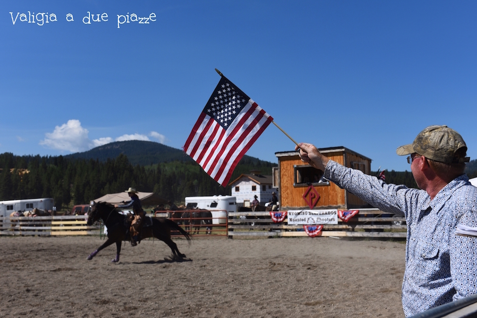 rodeo Montana
