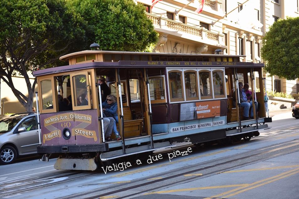 tram San Francisco