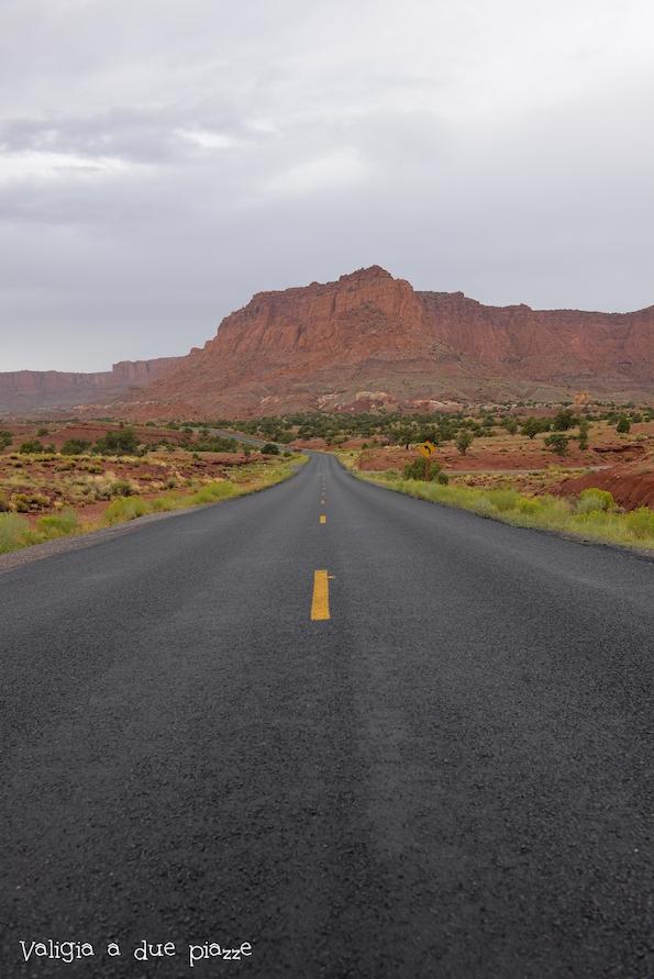 scenic route stati uniti